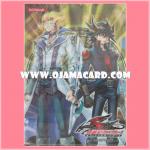 Yu-Gi-Oh! 5D's OCG Duelist Folder / File - Yusei & Jack