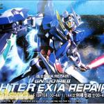 HG OO (44) 1/144 GN-001REII Gundam Exia Repair II