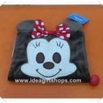 สมุดโน๊ต ลาย มินนี่เมาส์ Minnie Mouse สามารถถอดปลอกเปลี่ยนสมุดใหม่ได้ (ซื้อ 6 ชิ้น ราคาส่งชิ้นละ 130 บาท)