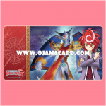 VG Fighter's Rubber Play Mat Collection Vol.15 - Chrono Shindo & Chronojet Dragon