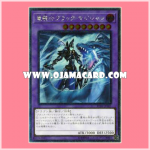 RC02-JP001 : Dark Magician the Dragon Knight / Black Magician the Dragon Knight (Extra Secret Rare)