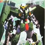 HG 00 (02) 1/100 GN-002 Gundam Dynames