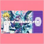 VG G Girs Crisis Rubber Play Mat Vol.7 - Leon Soryu & Blue Storm Dragon, Maelstrom