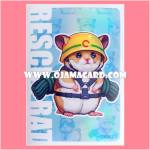 Yu-Gi-Oh! Duelist Card Protector Sleeve - Summer Go! Go! Carnival: The New Challengers [Rescue Hamster] 50ct.