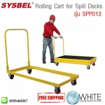 Rolling Cart for Spill Decks รุ่น SPP013