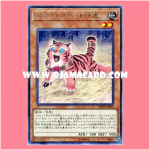 DP18-JP009 : Amazoness Pet Baby Tiger (Rare)