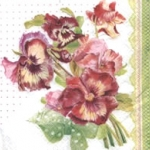 แนพกิ้น Flower 211326