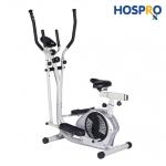 ออกกำลังกายได้ทั้งแบบวิ่ง ปั่นจักรยาน หน้าทีวีที่บ้านได้แบบชิวๆ กับราคาเย้ายวนใจ เครื่องออกกำลังกาย แบบจักรยานวิ่ง Fitness Hospro V Runner รุ่น HP1500