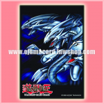 Yu-Gi-Oh! ShonenJump TCG Duelist Card Protector / Sleeve - Blue-Eyes Ultimate Dragon / Blue Eyes Ultimate Dragon [Used] x3