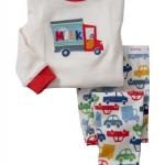 Pre-ขุดนอน Baby Gap แขนยาว ลาย รถบรรทุก