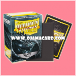 Dragon Shield Standard Size Card Sleeves - Slate • Matte 100ct.