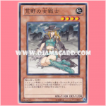 YSD6-JP020 : Warrior Lady of the Wasteland (Common)