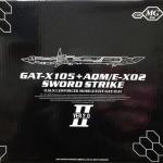 GAT-X105 + AQM/E-X02 Sword Strike (Ver 2.0)