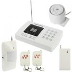 สัญญาณกันขโมยบ้าน 99 Zones Auto-dial Wireless Home Security Alarm System
