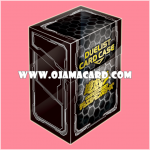 Yu-Gi-Oh! ARC-V Duelist Card Case / Deck Holder - Black