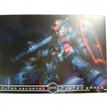 SD MG RX 78 MODEL KIT DARK BLACK GST002 [SunToys]