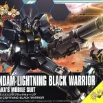 Gundam Lightning Black Warrior (HGBF)