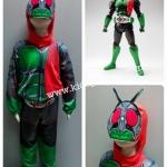 Kamen Rider V1 (งานลิขสิทธิ์) ชุดแฟนซีเด็กไอ้มดแดง คาร์เมน ไรเดอร์ วี 1 ชุด 3 ชิ้น เสื้อ กางเกง และหน้ากาก ให้คุณหนูๆ ได้ใส่ตามจิตนาการ ผ้ามัน Polyester ใส่สบายค่ะ หรือจะใส่เป็นชุดนอนก็ได้ค่ะ ซื้อเป็นของฝากก็ถูกใจเด็กๆ มากค่ะ