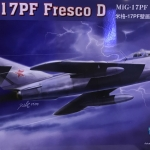 1/48 Mig-17PF Fresco D [Hobby Boss]