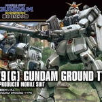 Gundam Ground Type (HGUC)