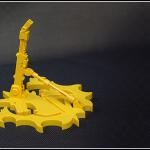 1/100 Action Base Amuro Ver. Yellow