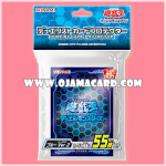 Yu-Gi-Oh! ARC-V Duelist Card Protector Sleeve - Blue Ver.2 55ct.