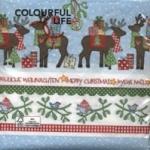 LC0273 แนพกิ้น33 Christmas