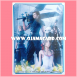 Final Fantasy Official Character Sleeve - CRISIS CORE -FINAL FANTASY VII- <A> [Used] x60