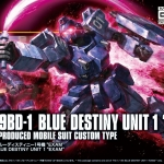 Blue Destiny Unit 1 `EXAM` (HGUC)