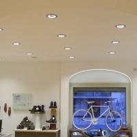 10.LED Downlight - โคมไฟฝังฝ่า ไฟดาวไลท์