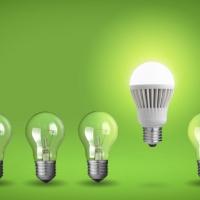 1.LED Bulb E27 - หลอดประหยัดไฟ ขั้วเกลียว