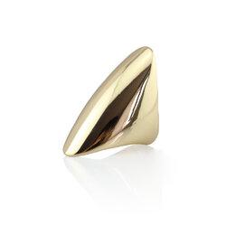 FOREVER 21 Gold Shiny Midi Ring แหวนโล่สีทอง เบอร์8