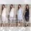 Oriental Lace Skirt Set มี 4 สีค่ะ thumbnail 1