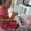 เปียโนของเด็กเล่น+โน๊ตเพลง มี 2 สี สีฟ้า&สีชมพู thumbnail 7