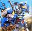 HG 00 (09) 1/100 GN-001/hs-A01 Gundam Avalanche Exia thumbnail 1