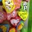 ร้อยเชือกไม้ของเล่นเด็ก จับคู่สัตว์-อาหาร thumbnail 4