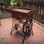โต๊ะขาจักรsinger สำหรับ เครื่องดื่ม-อาหาร รหัส131160ts thumbnail 6