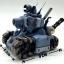 Metal Slug 1/35 SUPER VEHICLE-001 M.S. Evolve (Grey) thumbnail 12