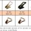 สายรัดโพลีเอสเตอร์ ขนาด 0.5-12 ตัน พร้อมอุปกรณ์ผูกรัดในการขนส่ง แบรนด์ KEMA Polyester Cargo Lashing and Ratchet Strap thumbnail 4