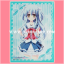 Broccoli Character Card Protector / Sleeve - Collection Strawberry Nauts Mikamo Aoto [Used] x1 thumbnail 1
