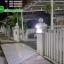 ไฟ LED โซล่าเซลล์ SOLAR LED พร้อม Motion - Sensor ตรวจจับคนเดินผ่าน thumbnail 6