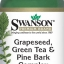 (S-4) Grapeseed, green tea, pinebark complex เกร็ฟซีด กรีนที พายบาร์ค สารสกัดจากเมล็ดองุ่น ชาเขียวและเปลือกสน (60เม็ด/ขวด) thumbnail 2