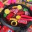 เตาปิ้งบาร์บีคิวของเด็กเล่น อาหารเด้งได้ thumbnail 4