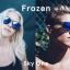 แว่นกันแดด HAWKERS FROZEN GREY SKY ONE <ปรอทน้ำเงิน> thumbnail 9