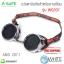 แว่นตานิรภัย สำหรับงานเชื่อม กันแสง สะเก็ด และ UV รุ่น WG207 (Cup Welding Goggle) thumbnail 1