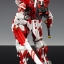 MG 1/100 ASTRAY RED FRAME + Back Pack part [Fired Dragon] thumbnail 7