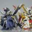 Non Scale BB Musha Crossbone Gundam Blue Ver. thumbnail 5
