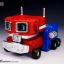 SD Optimus Prime Transformers thumbnail 3