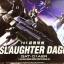 HG SEED (43) 1/144 105 Slaughter Dagger thumbnail 1