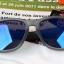 แว่นกันแดด HAWKERS FROZEN GREY SKY ONE <ปรอทน้ำเงิน> thumbnail 2